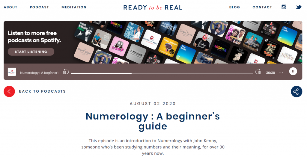 Numerology - A beginner's guide - Ready to be Real